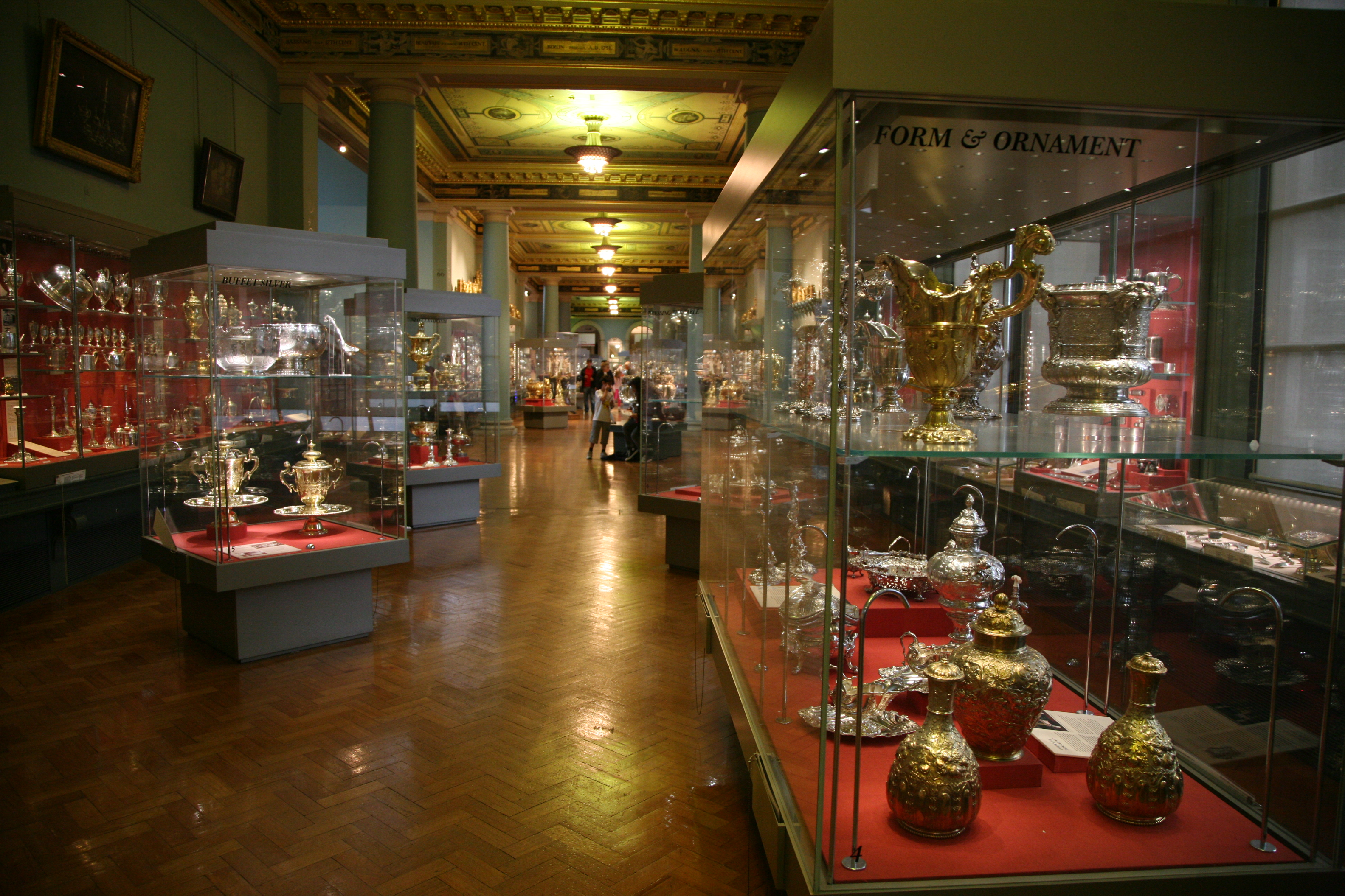 The Victoria and Albert Museum has the world's largest ...
